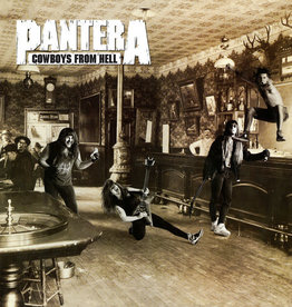 Pantera - Cowboys From Hell (Brown Marbled Vinyl)