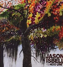 Jason & The 400 Unit Isbell - Jason Isbell and the 400 Unit - s/t (Indie Exclusive Green Vinyl, Reissue)