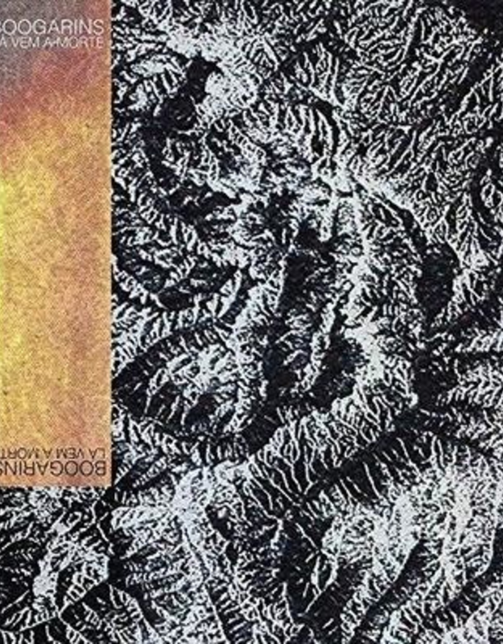 Boogarins - Lá Vem A Morte (Limited Edition, Smoke Color Vinyl, 180Gram)