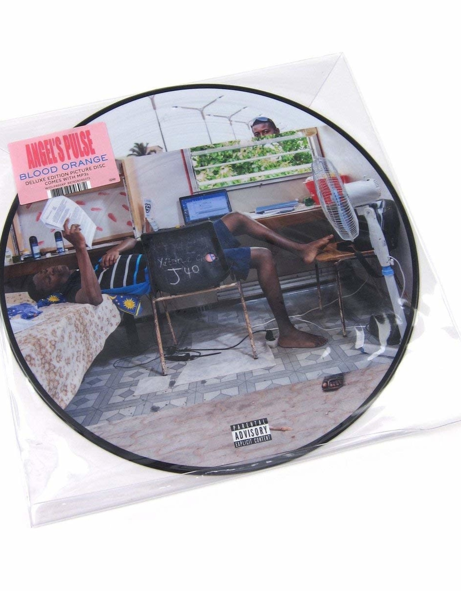 Blood Orange - Angel's Pulse (Picture Disc)