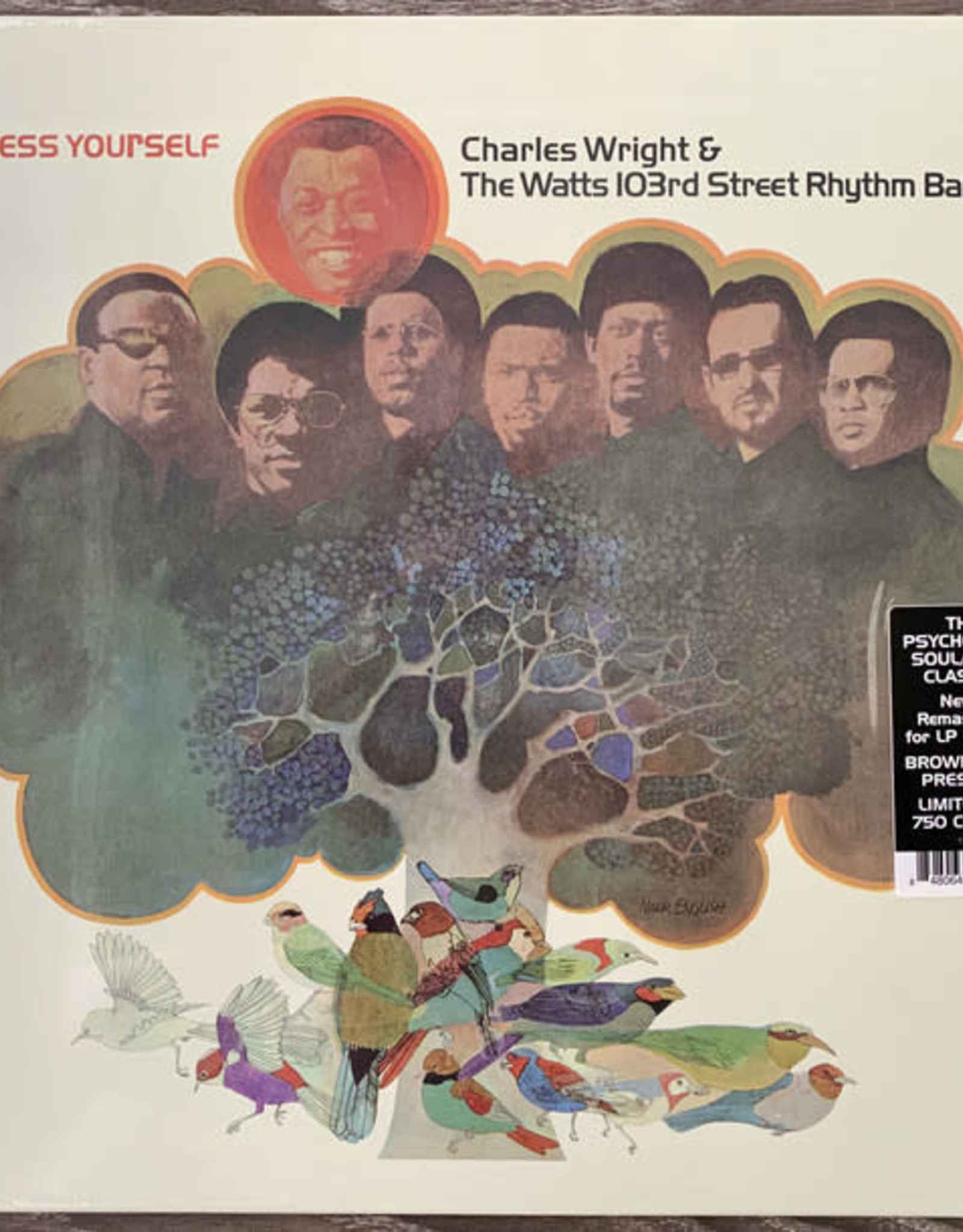 Charles & The Watts 103Rd Street Rhythm Band Wright - Express Yourself (Limited & Remastered Brown Vinyl Edition)