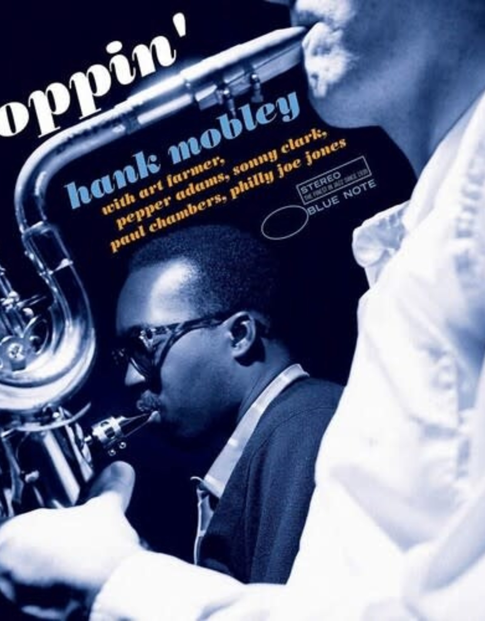 Hank Mobley - Poppin' (Analogue Master)