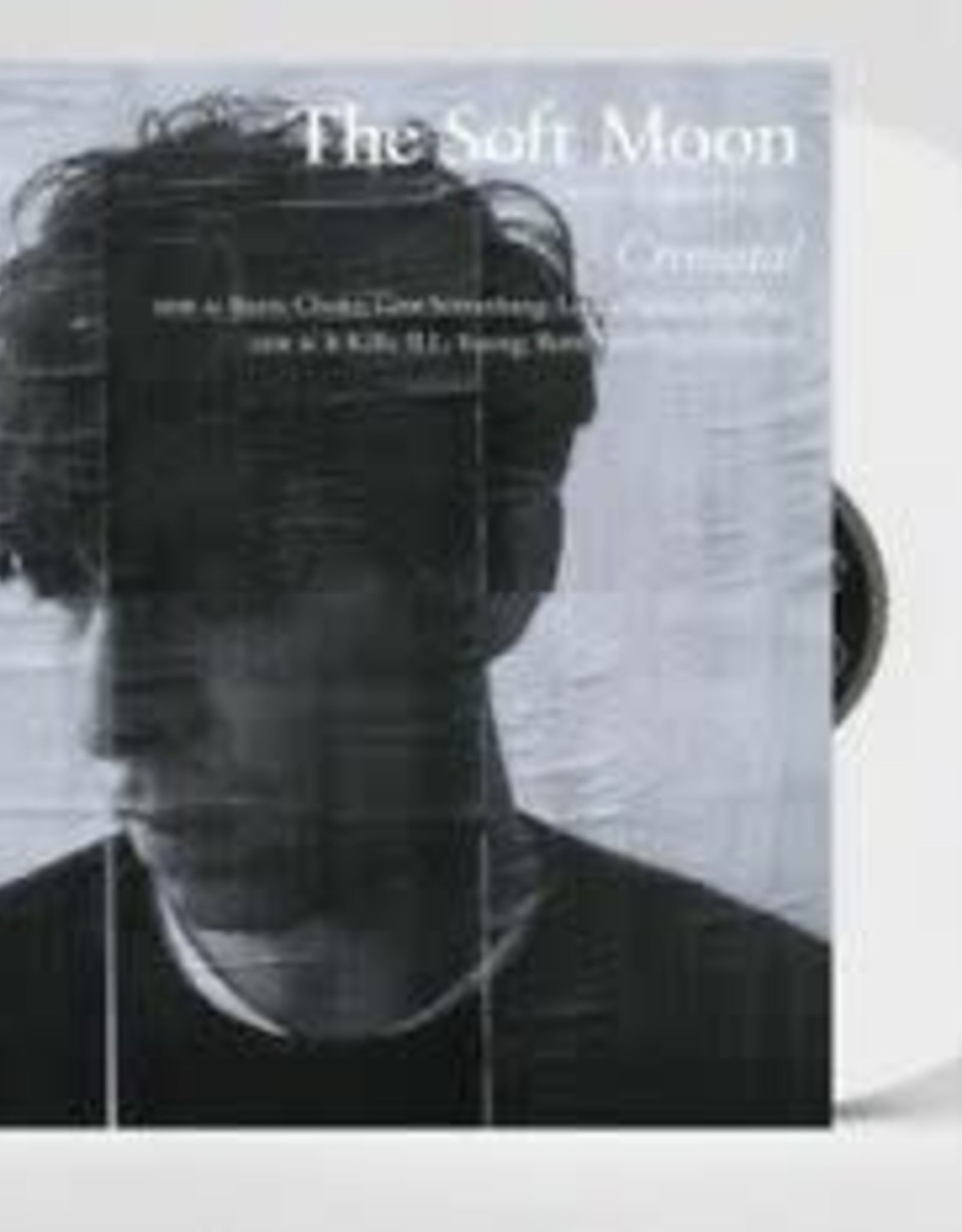 The Soft Moon - Criminal (Indie Exclusive White Vinyl)
