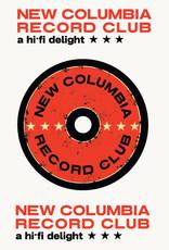 New Columbia Record Club New Columbia Record Club Subscription