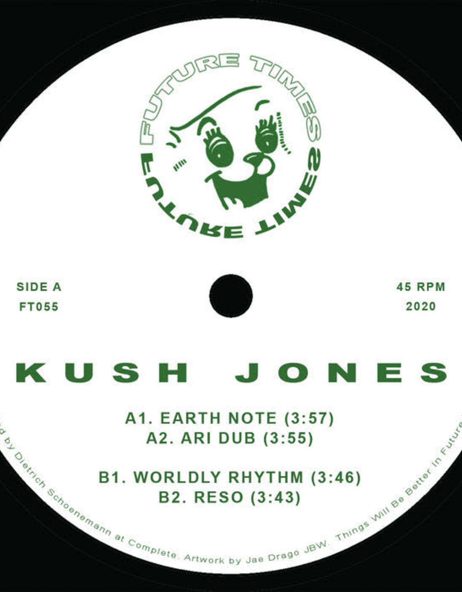 Kush Jones - EP (FT055)