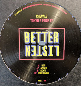Better Listen 8 - Chevals – Tokyo 2 Paris EP