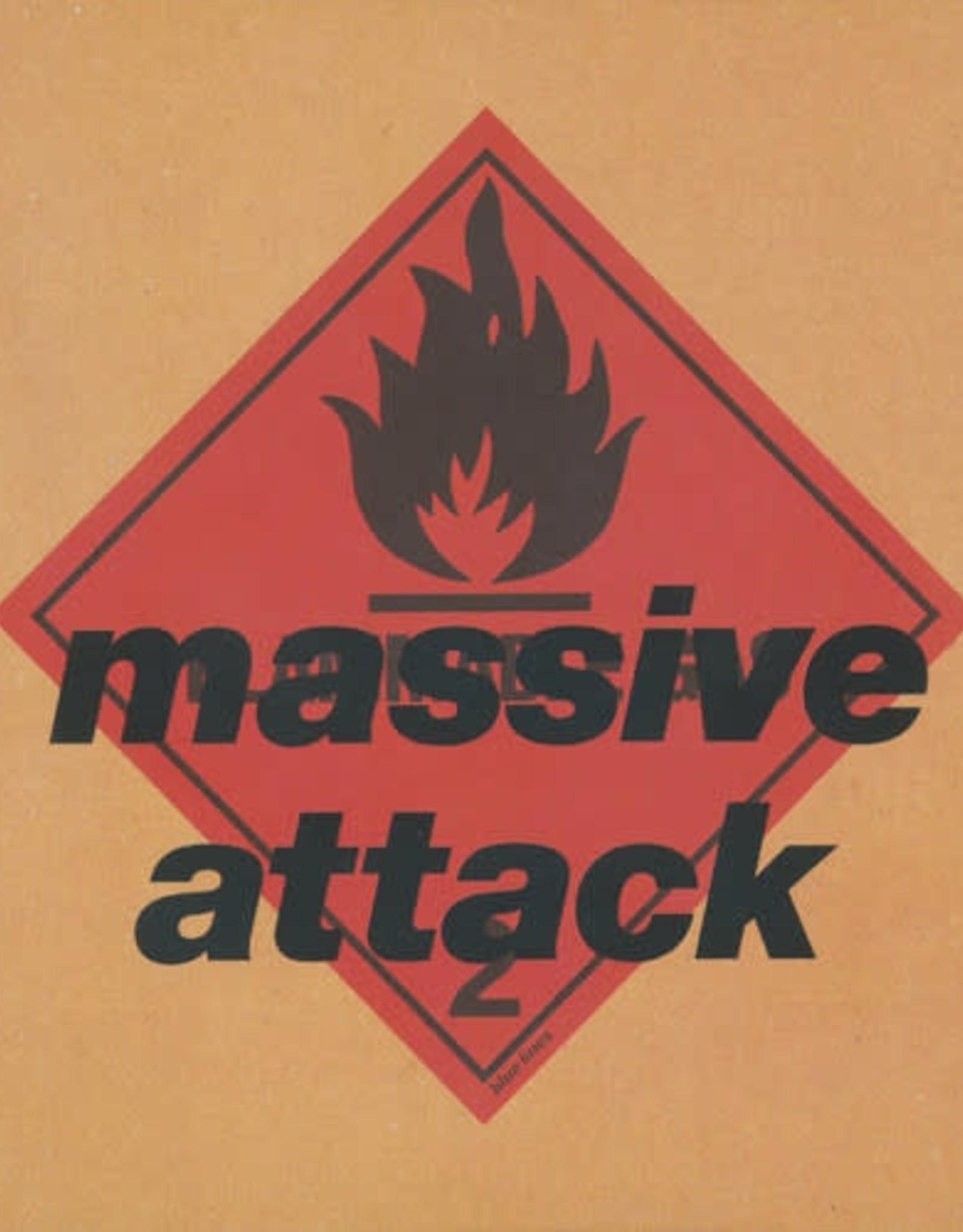 Massive Attack - Blue Lines