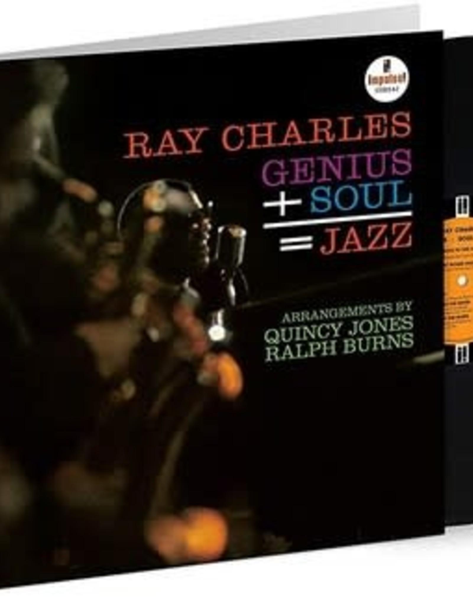 Ray Charles - Genius + Soul = Jazz (Analog Master)