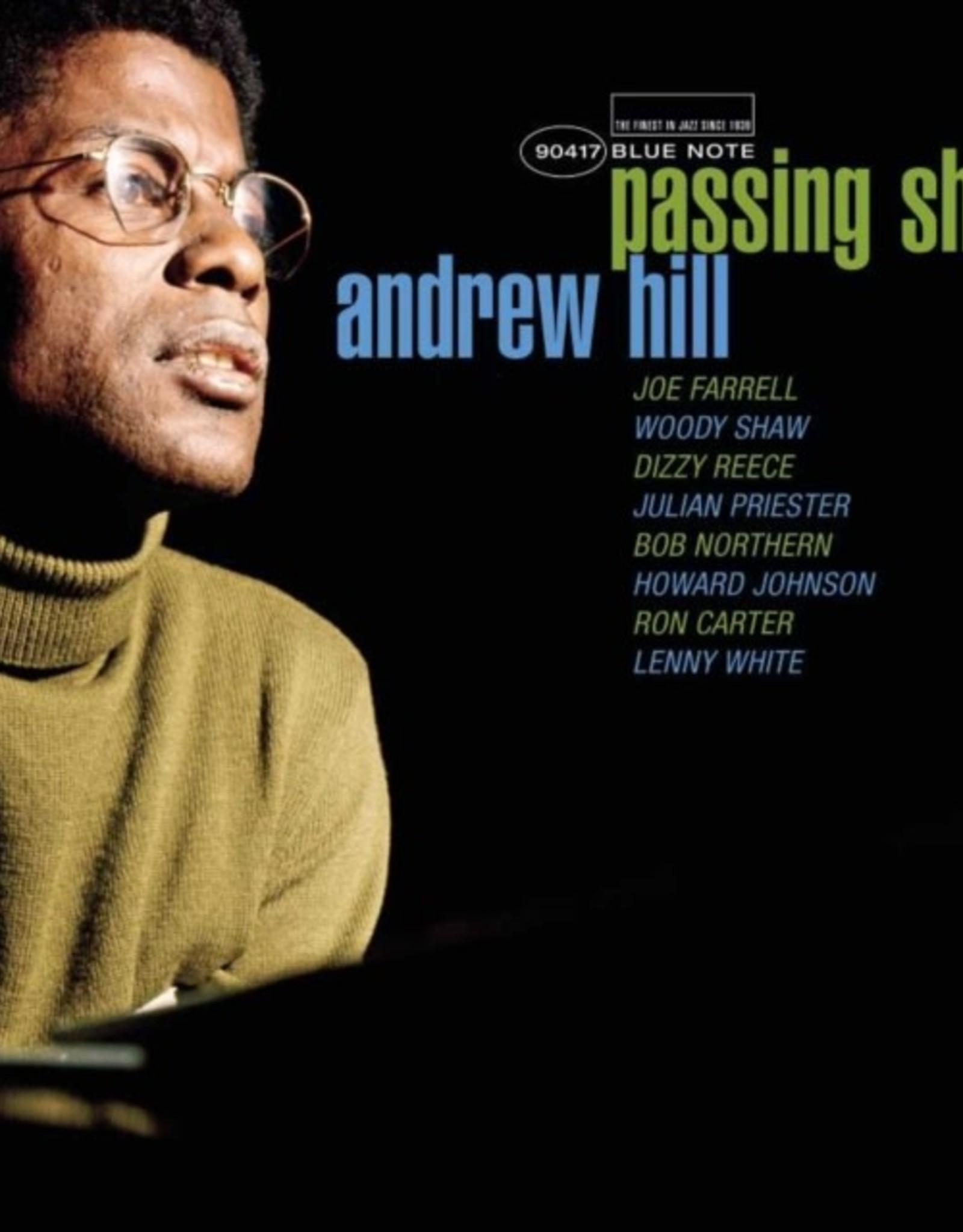 Andrew Hill - Passing Ships (Analog Master)