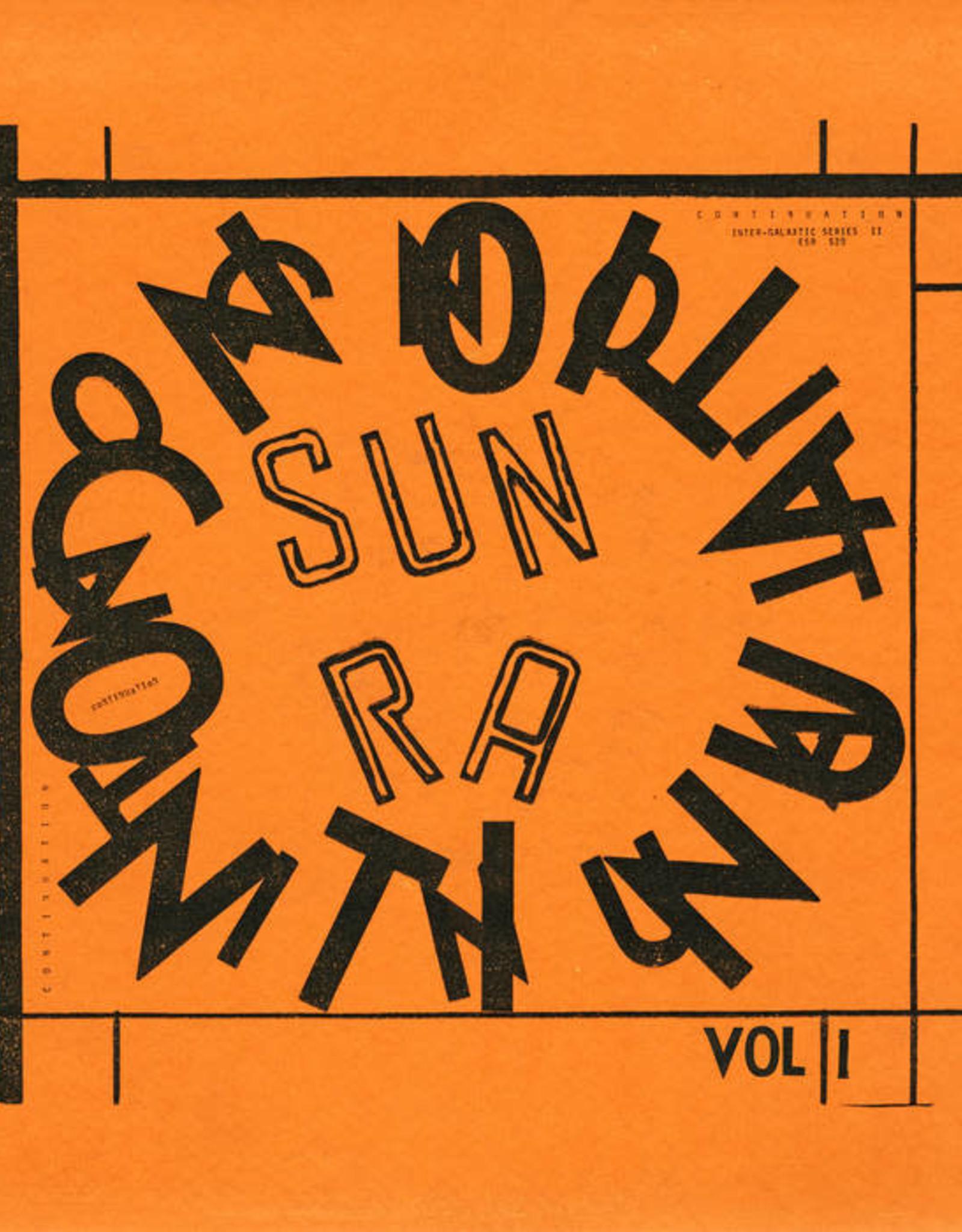 Sun Ra - Continuation