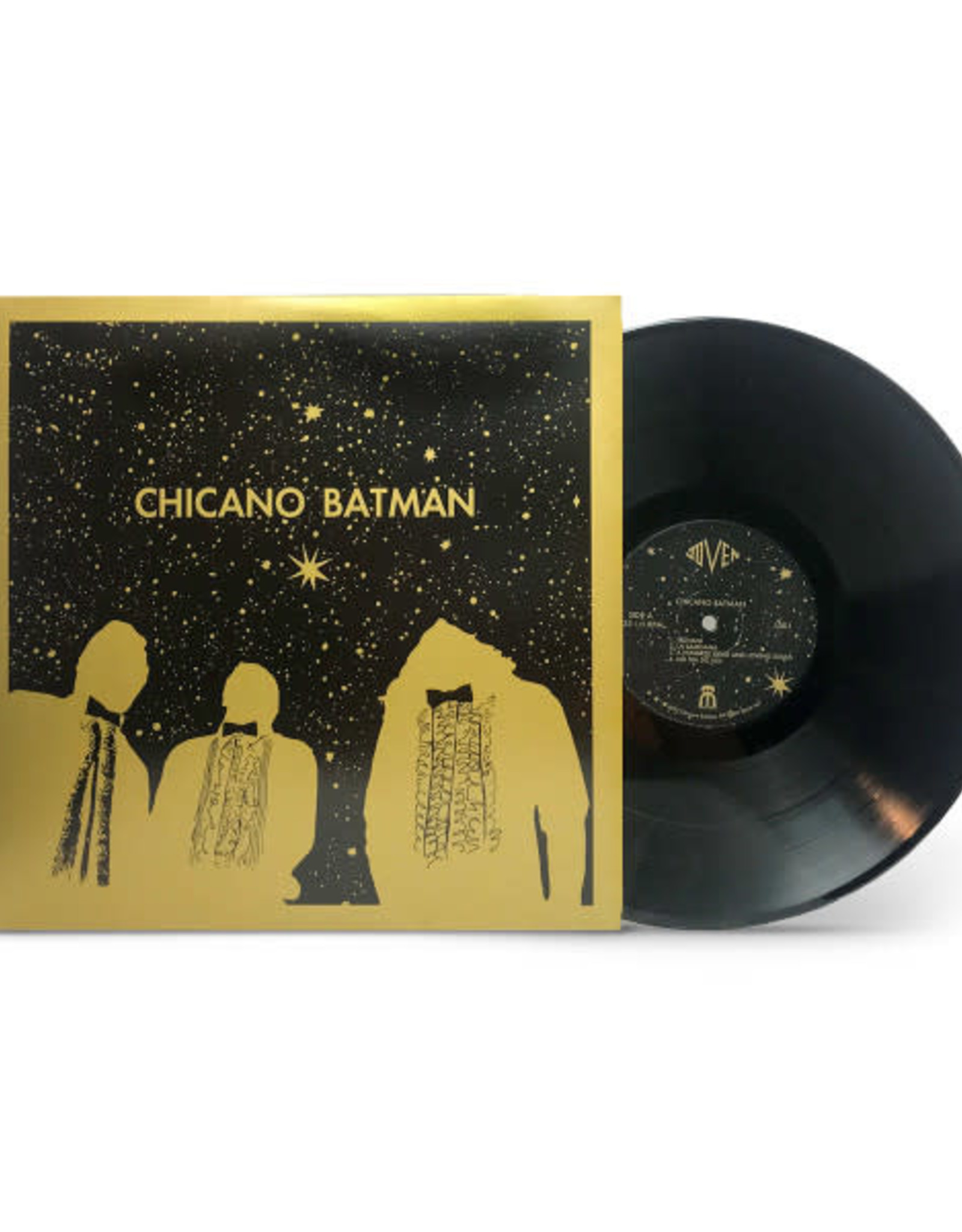 Chicano Batman- Self-Titled Debut Limited-Edition Gold Vinyl