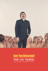 Lee Hazlewood - LHI Years: Singles, Nudes and Backsides 1968-71