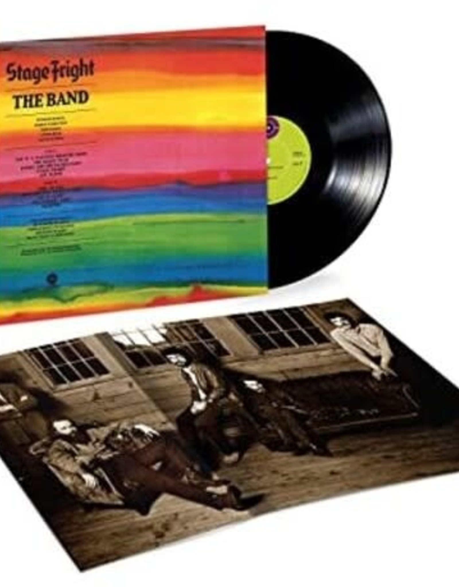 The Band - Stage Fright - 50th Anniversary