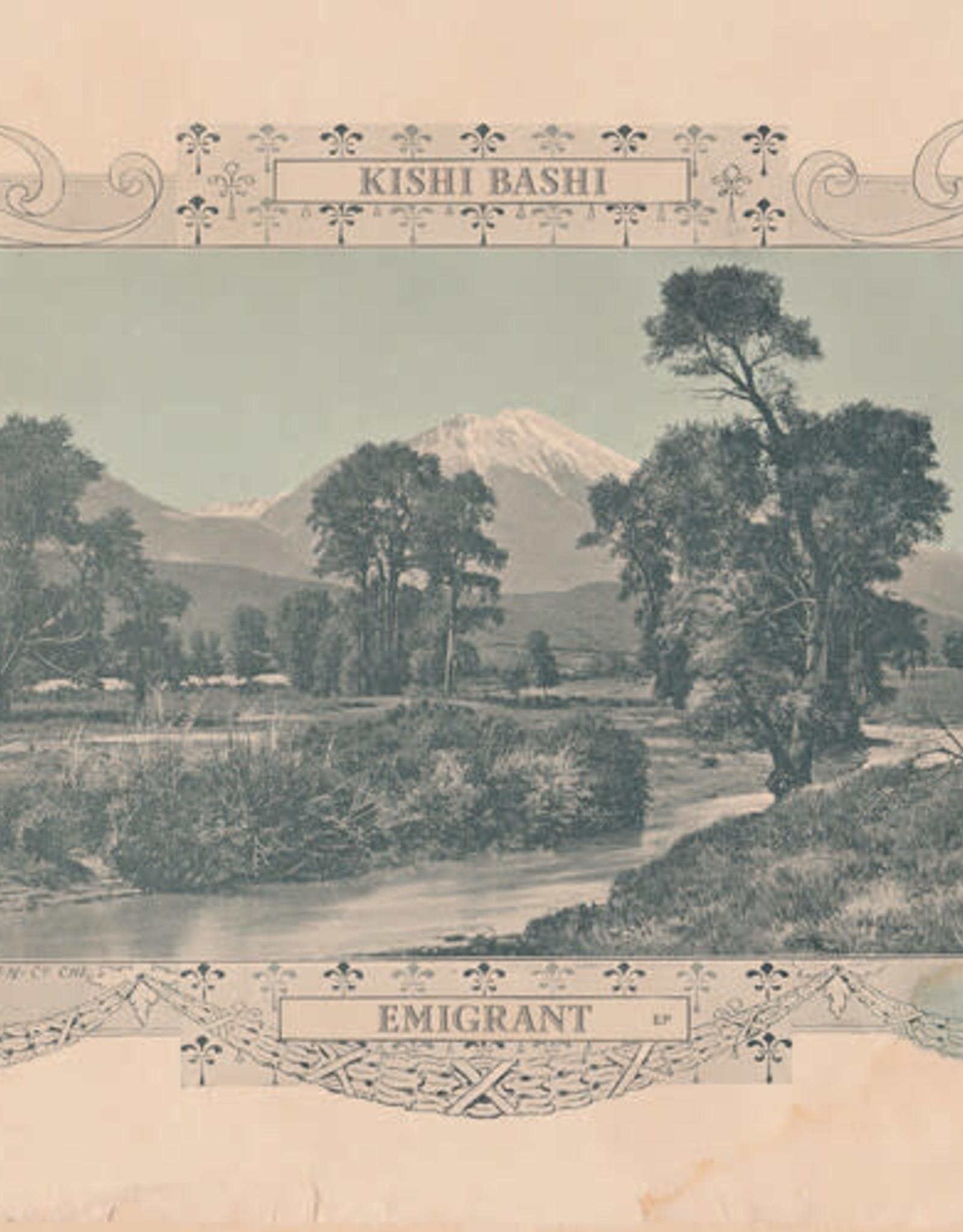 Kishi Bashi - Emigrant EP (Mountain Spring Clear)