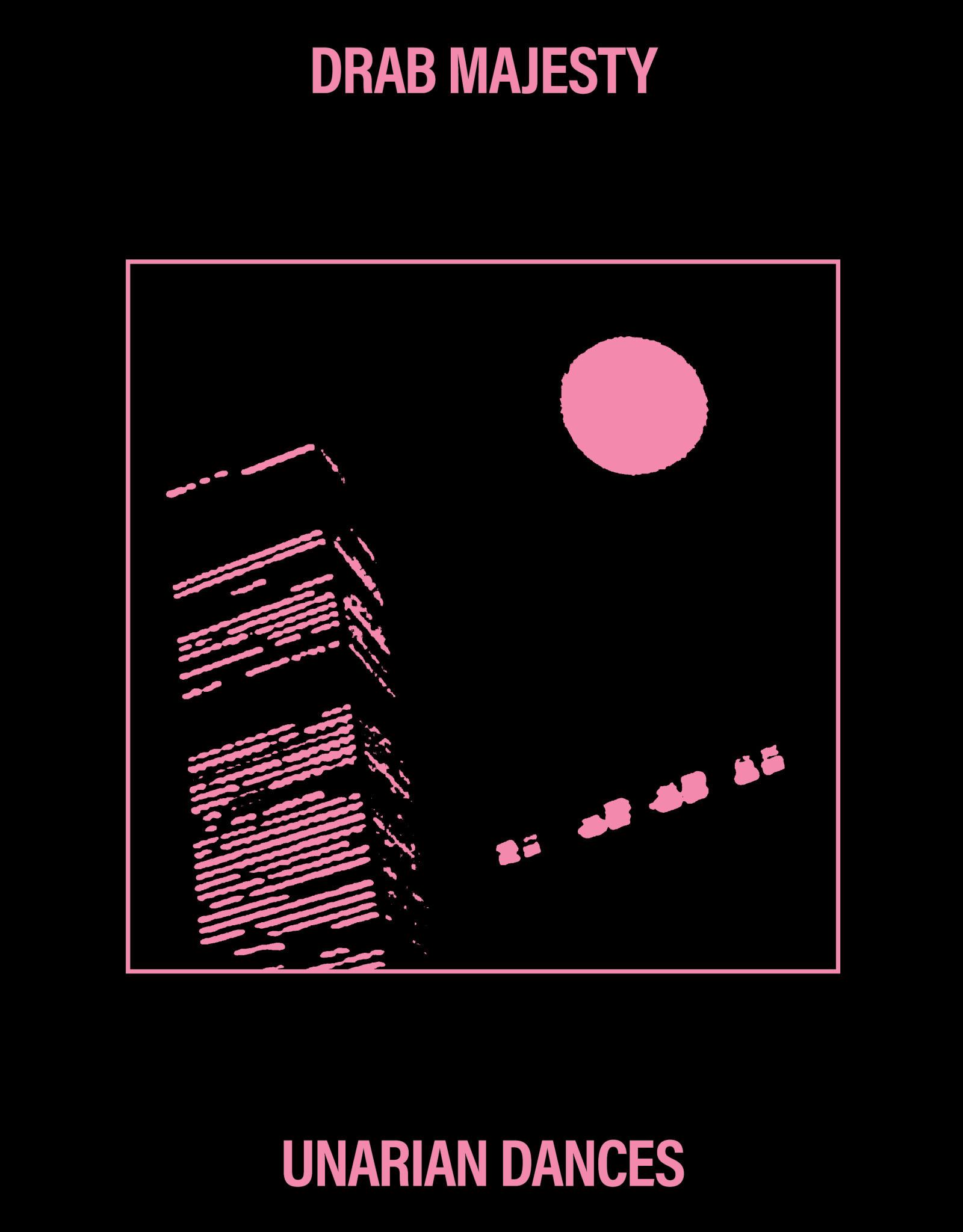 Drab Majesty - Unarian Dances Clear Vinyl EP