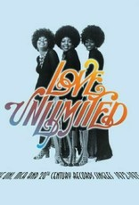 Love Unlimited - Barry White - The Uni, Mca And 20Th Century Singles 1972 - 1975