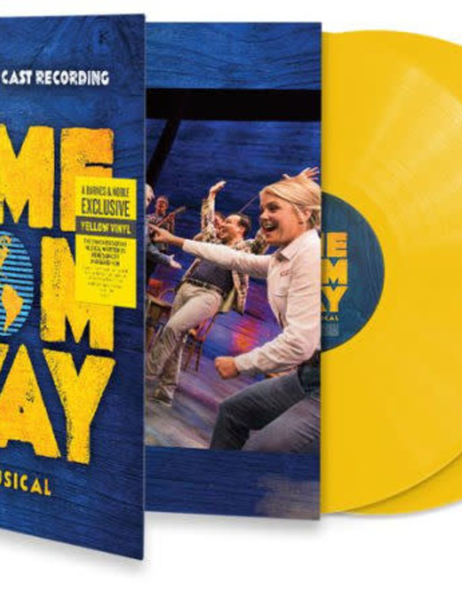 Come From Away - Broadway Cast Recording (Yellow Vinyl)