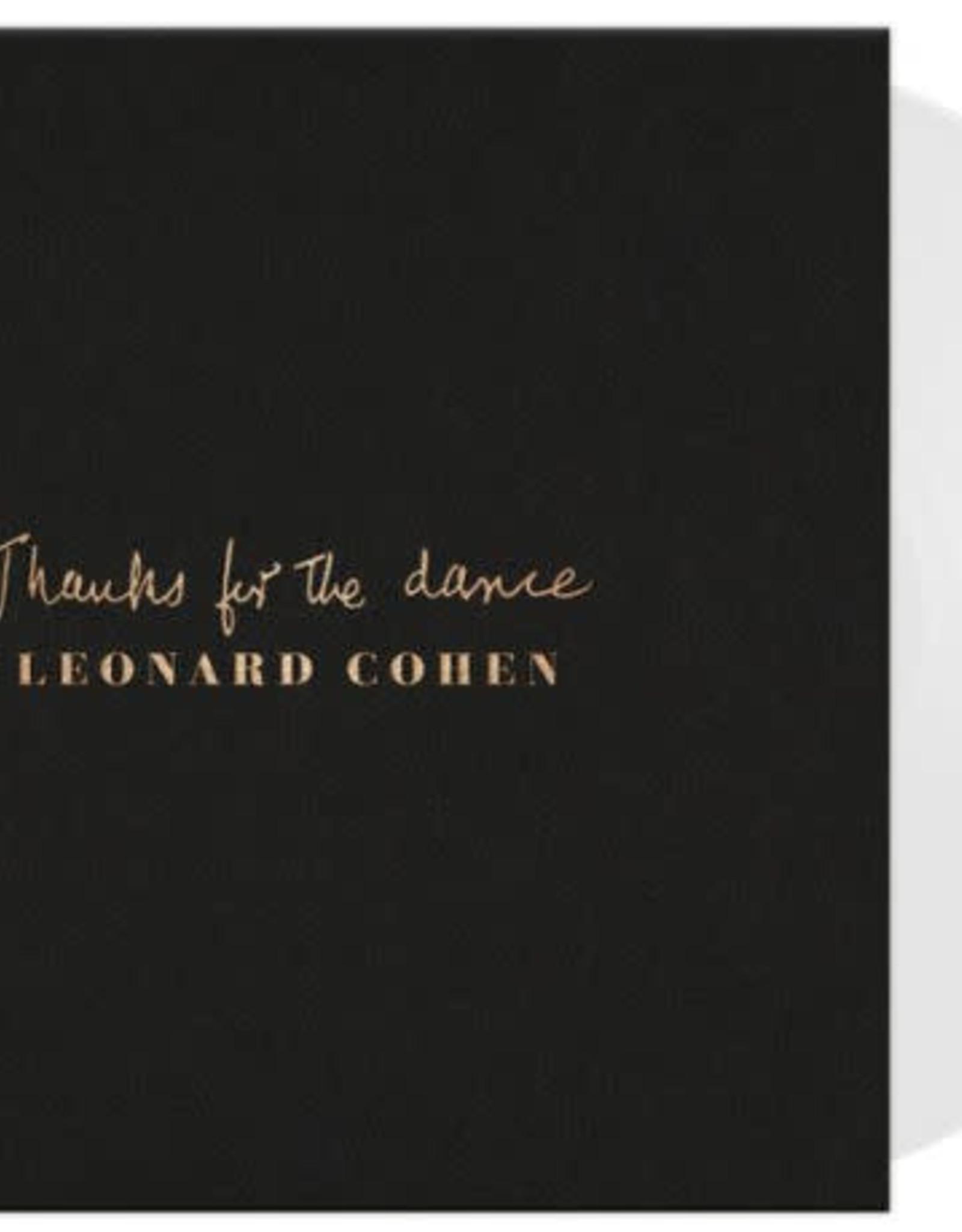 Leonard Cohen - Thanks for the Dance (White Vinyl)