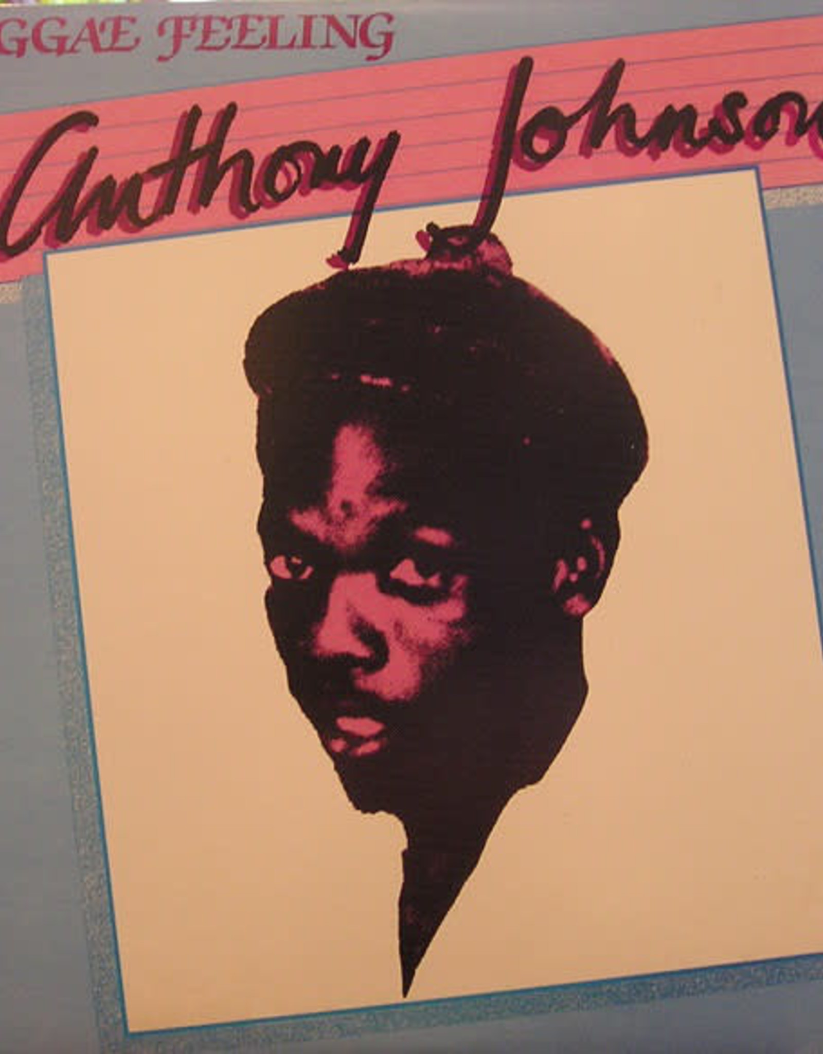 Anthony Johnson - Reggae Feeling