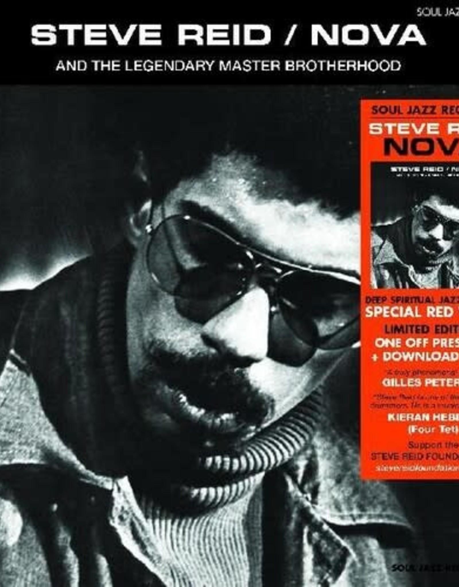 Steve Reid - Nova (Red Vinyl)