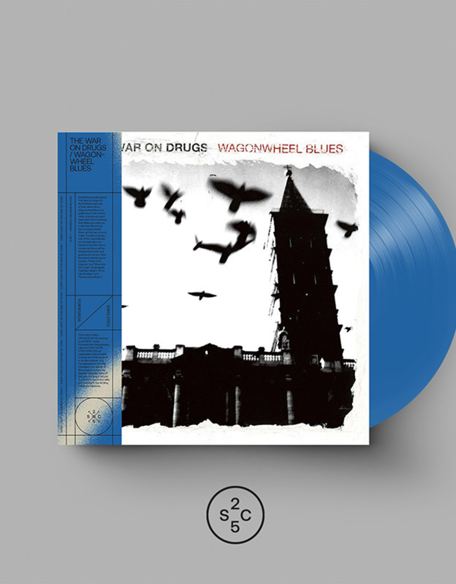 War On Drugs - Wagonwheel Blues (Secretly 25th Anniversary limited edition color vinyl with exclusive anniversary cover art + obi)