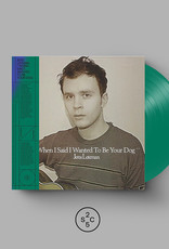 Jens Lekmen - When I Said I Wanted to Be Your Dog (Secretly Canadian's 25th Anniversary limited edition color vinyl with exclusive anniversary cover art + obi)