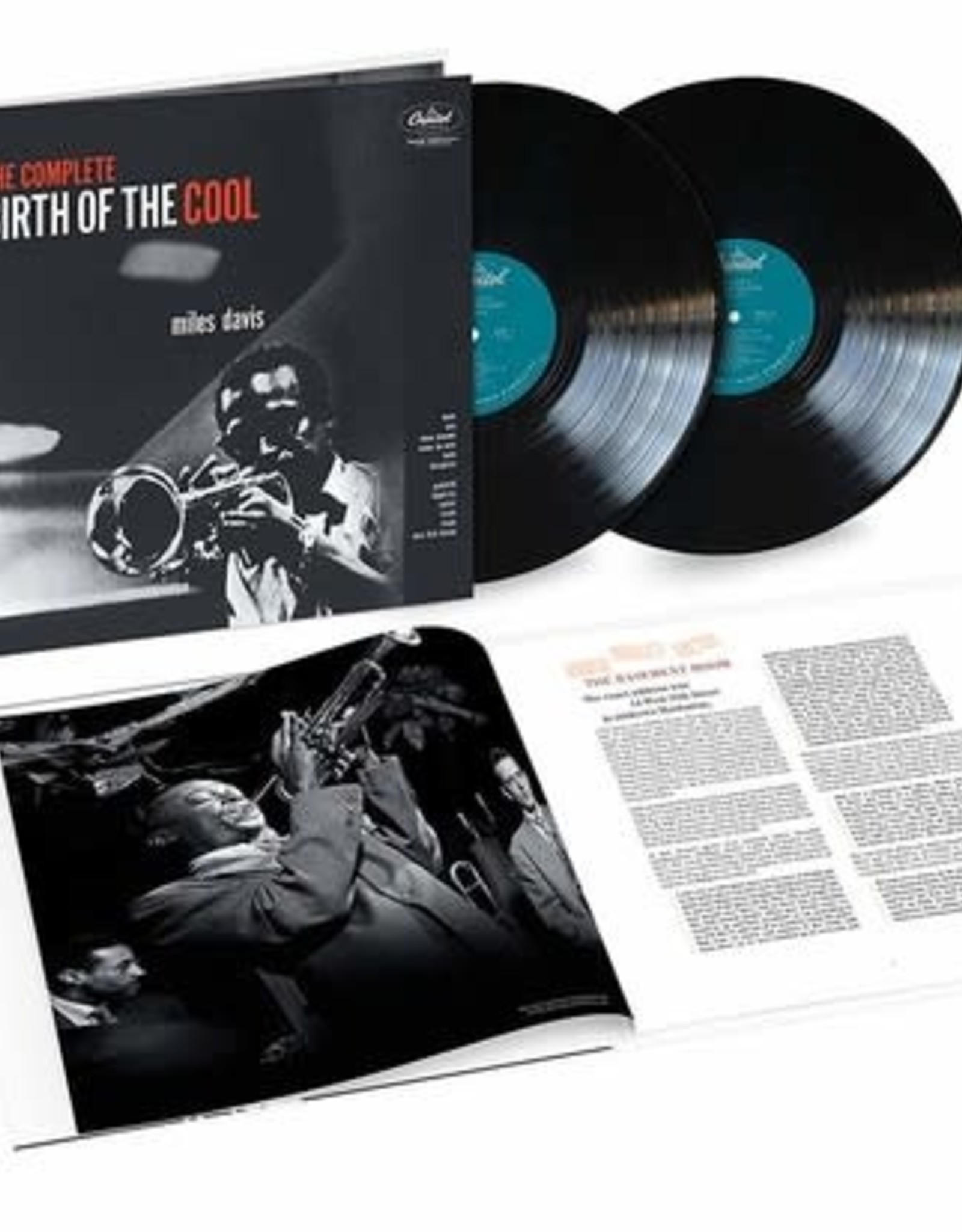 Miles Davis - The Complete Birth of the Cool