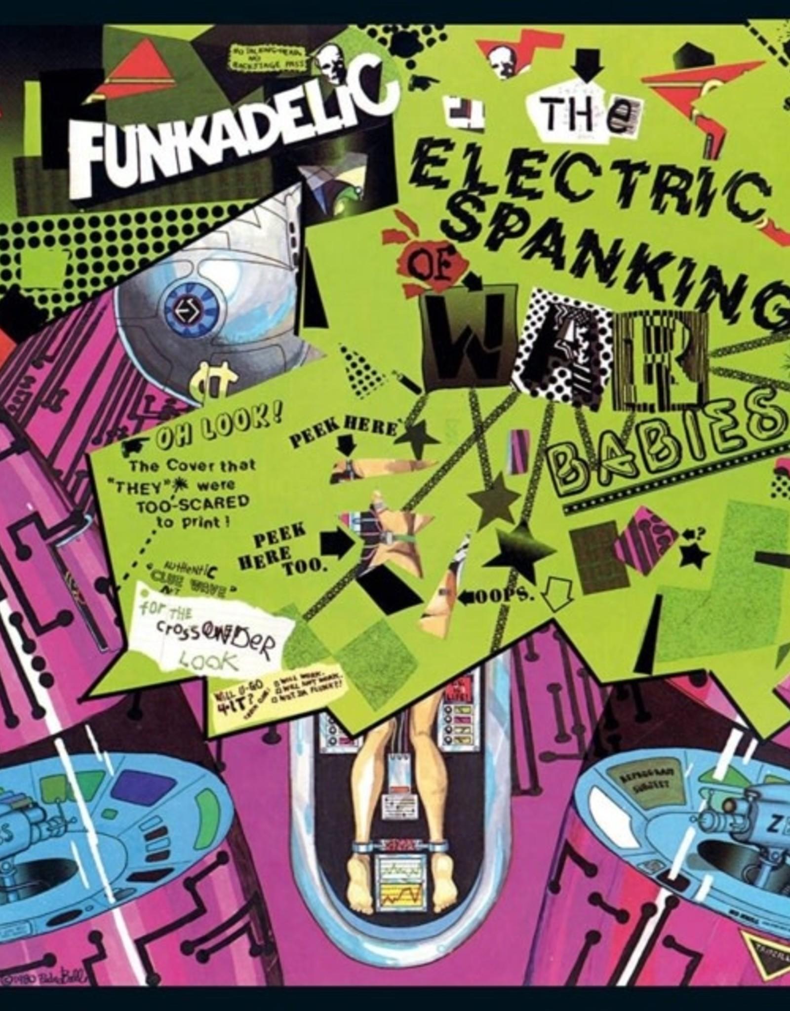 Funkadelic - Electric Spanking of War Babies