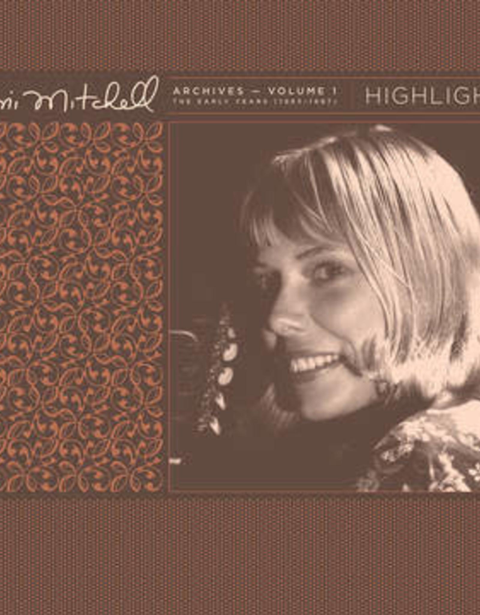 Joni Mitchell - Joni Mitchell Archives, Vol. 1 (1963-1967): Highlights (RSD 6/21)