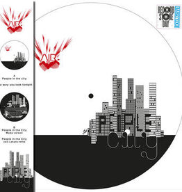Air - People In The City (Picture Disc) (RSD 6/21)