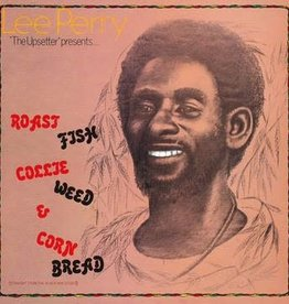 Lee Perry - Roast Fish, Collie Weed, Corn Bread (Color Vinyl) (RSD 6/21)