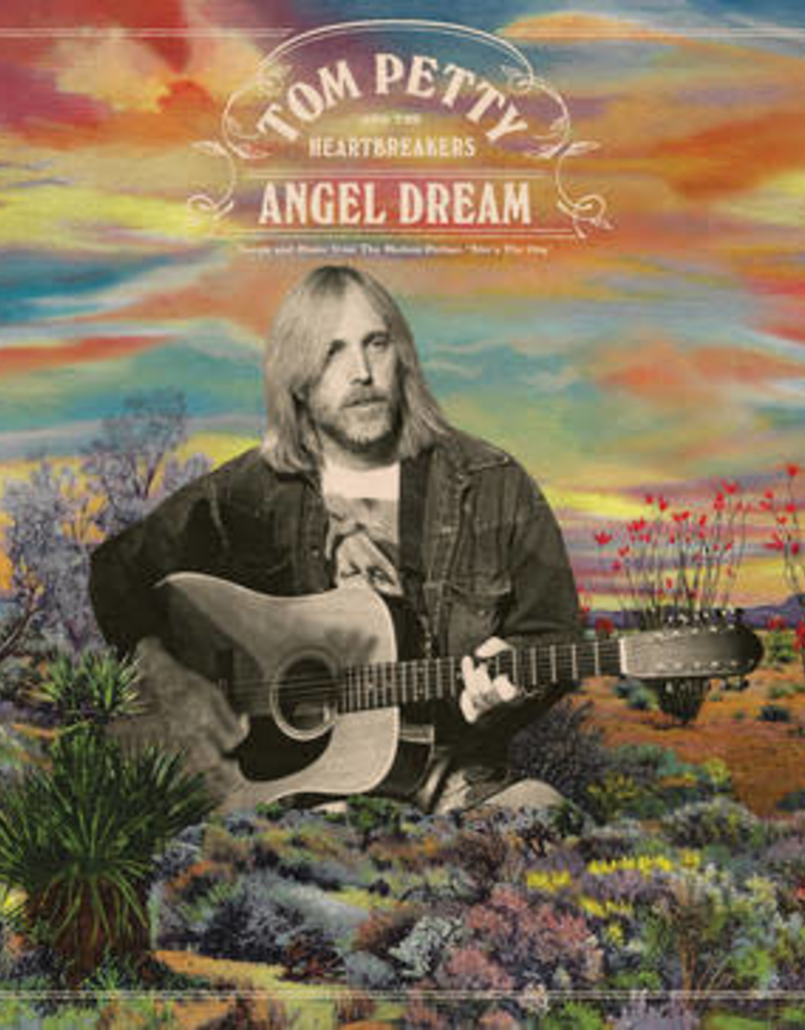 Tom Petty and the Heartbreakers - Angel Dream (Songs & Music From The Motion Picture She's The One) (RSD 6/21)