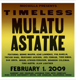 Mochilla Presents Timeless: Mulatu Astatke (2Lp) (RSD 6/21)