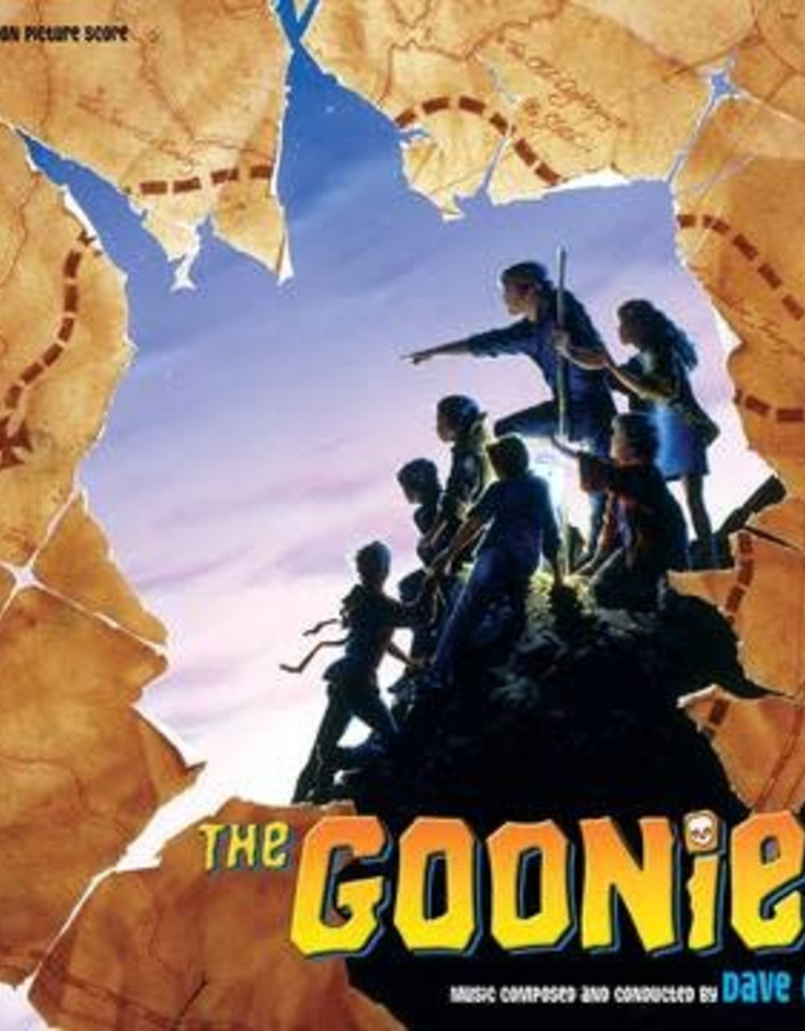 The Goonies - Goonies Ost (One-Eyed Willie Picture Disc) (RSD 6/21)