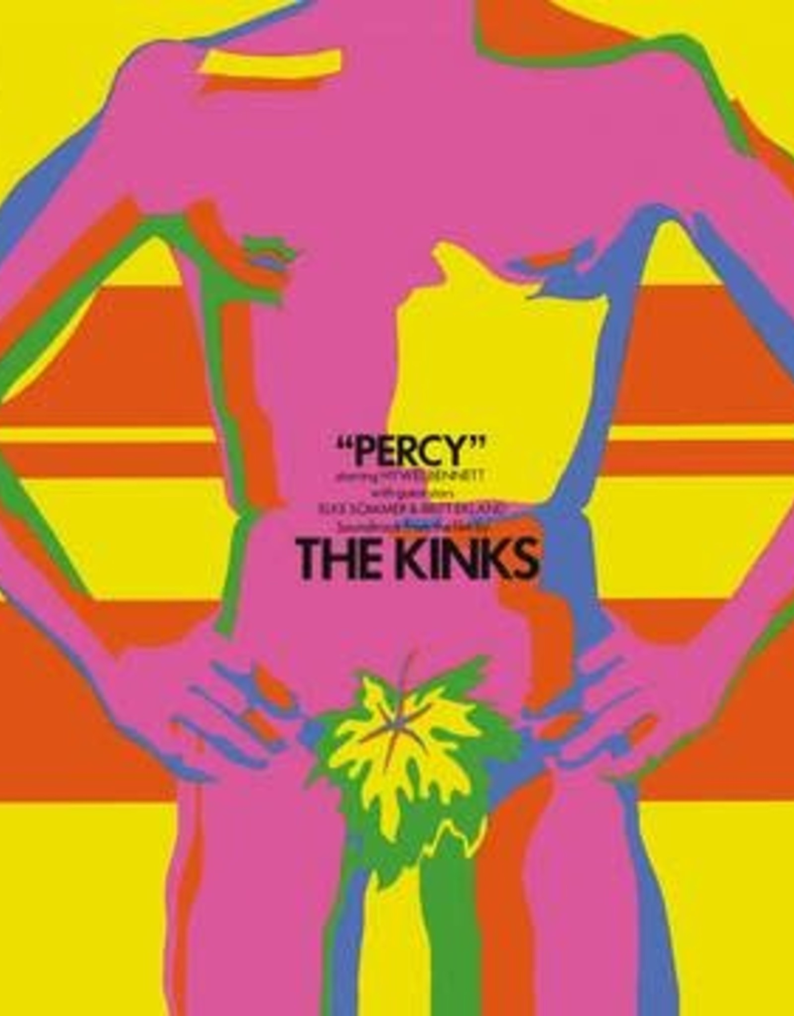 Kinks - Percy (50th Anniversary/Picture Disc) (RSD 6/21)