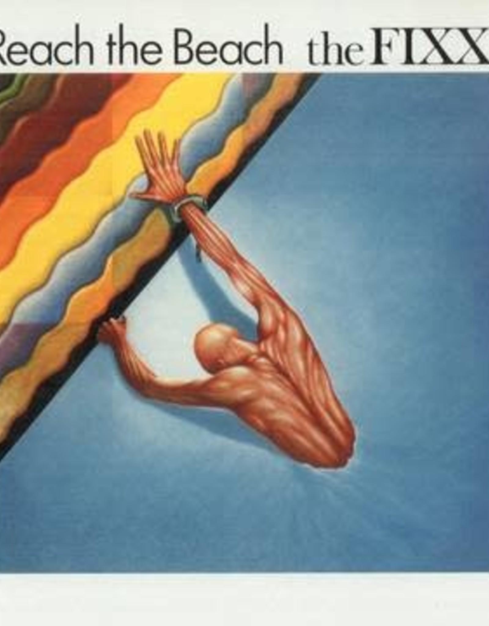 The Fixx - Reach The Beach (180G/Translucent Blue Vinyl/Limited Editon) (RSD 6/21)