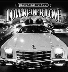 Dedicated To You: Lowrider Love (Clear W/ Black Swirl Vinyl) (RSD 6/21)