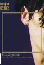 London Suede - Love & Poison (2Lp/180G/Clear Vinyl) (RSD 6/21)