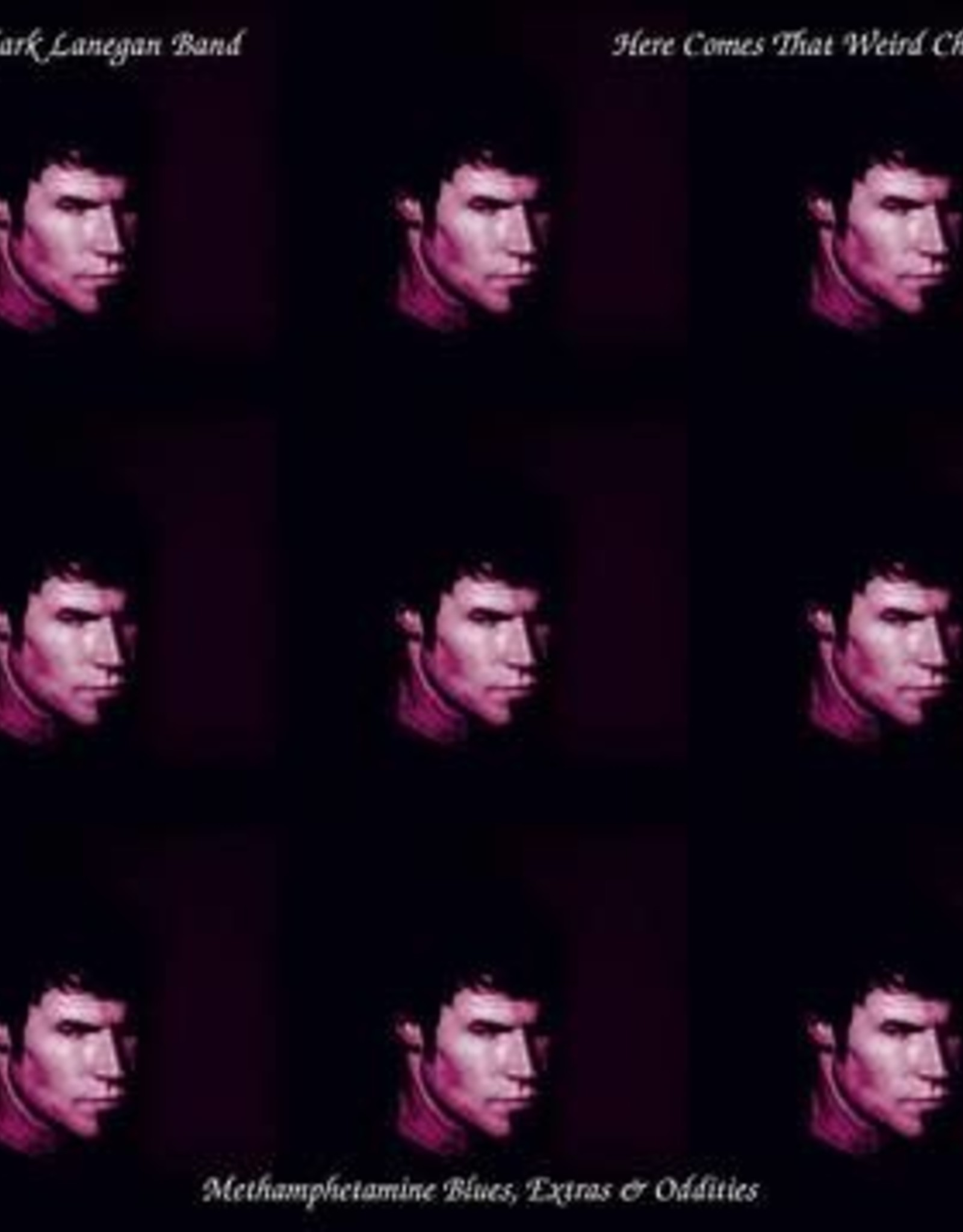 Mark Lanegan - Here Comes That Weird Chill (Methamphetamine Blues, Extras & Oddities) (Pink Vinyl) (RSD 6/21)