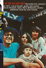 Larry Coryell - At The Village Gate (Deluxe/Double Split Blue Translucent Vinyl) (RSD 6/21)