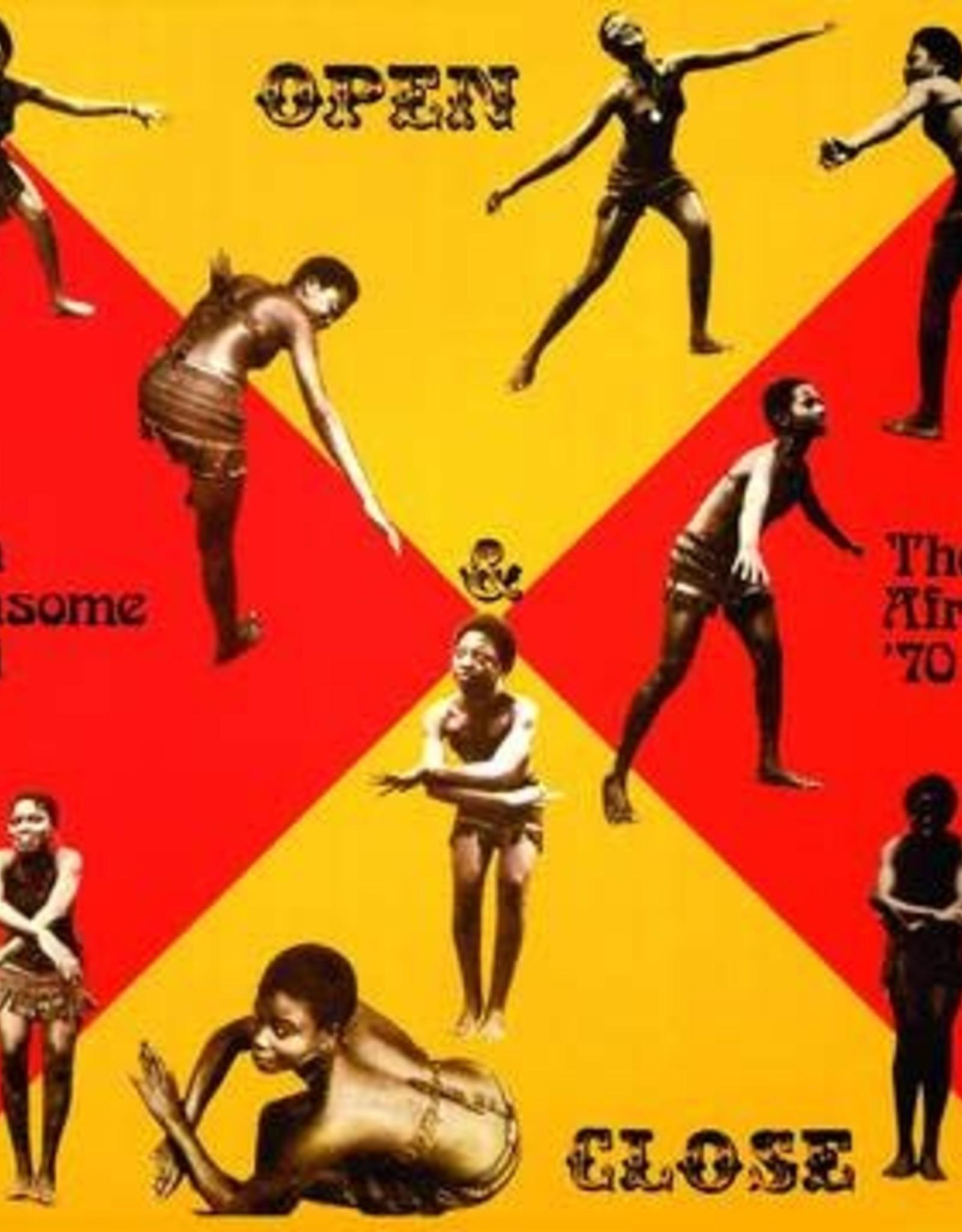 Fela Kuti - Open & Close (Red & Yellow Vinyl) (RSD 6/21)