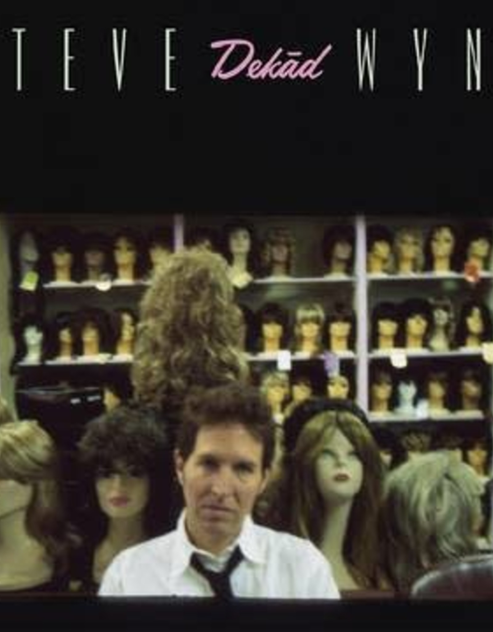 Steve Wynn - Dekād--Rare & Unreleased Recordings 1995-2005 (Clear Pink Vinyl/2Lp) (RSD 6/21)