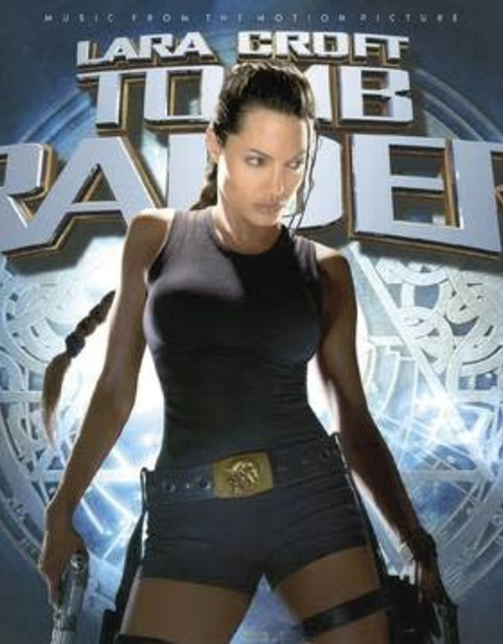 Lara Croft: Tomb Raider Ost (20th Anniversary Golden Triangle Vinyl Edition/2Lp) (RSD 6/21)