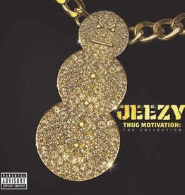 Jeezy - Thug Motivation: The Collection (Clear Vinyl/2Lp) (RSD 6/21)