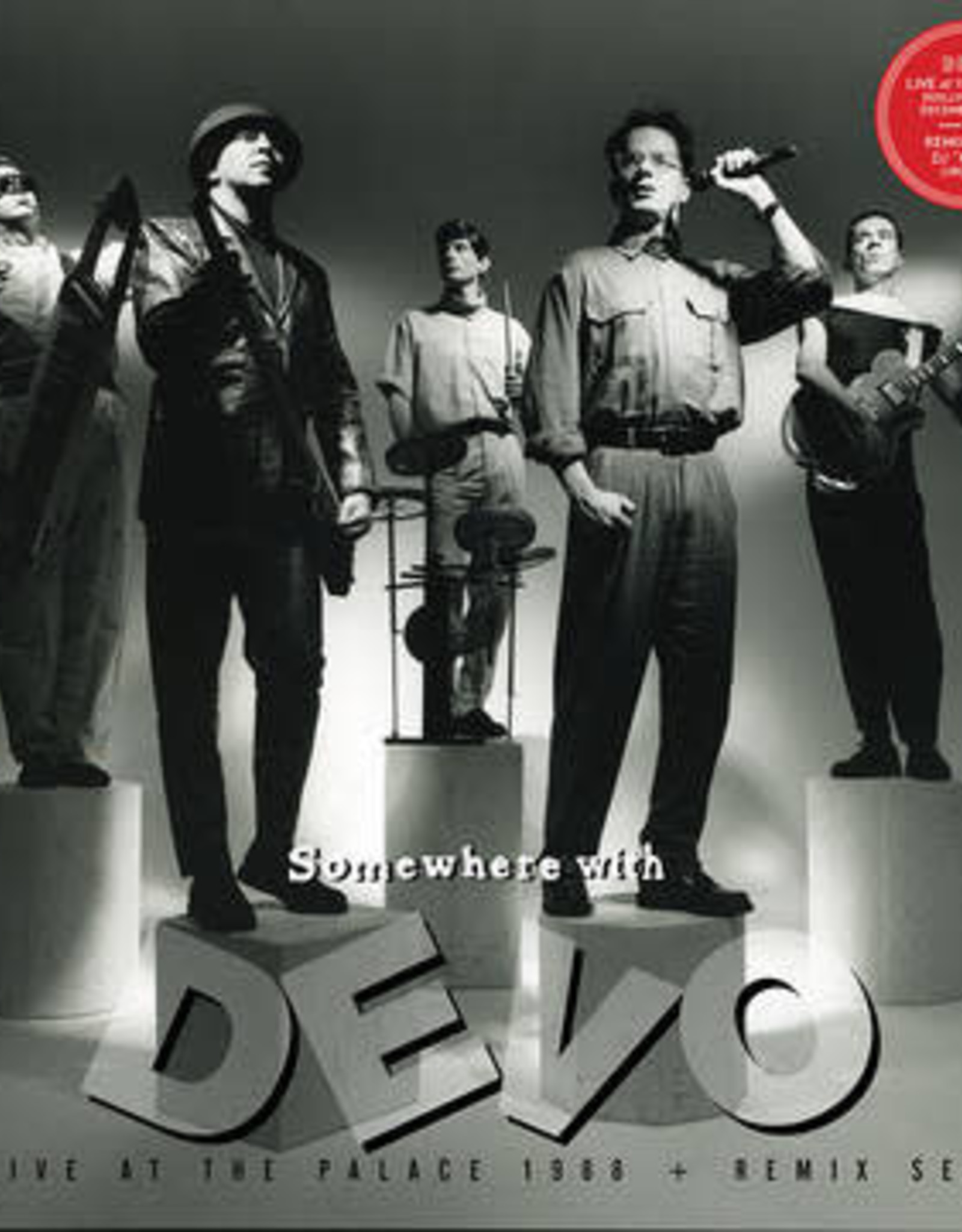 Devo - Somewhere With Devo (RSD 6/21)