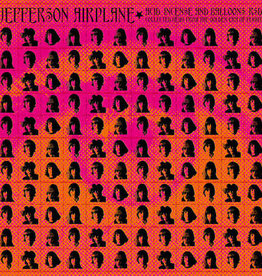 Jefferson Airplane - Acid, Incense & Balloons: Rsd-Collected Gems From The Golden Era Of Flight (140G) (RSD 6/21)