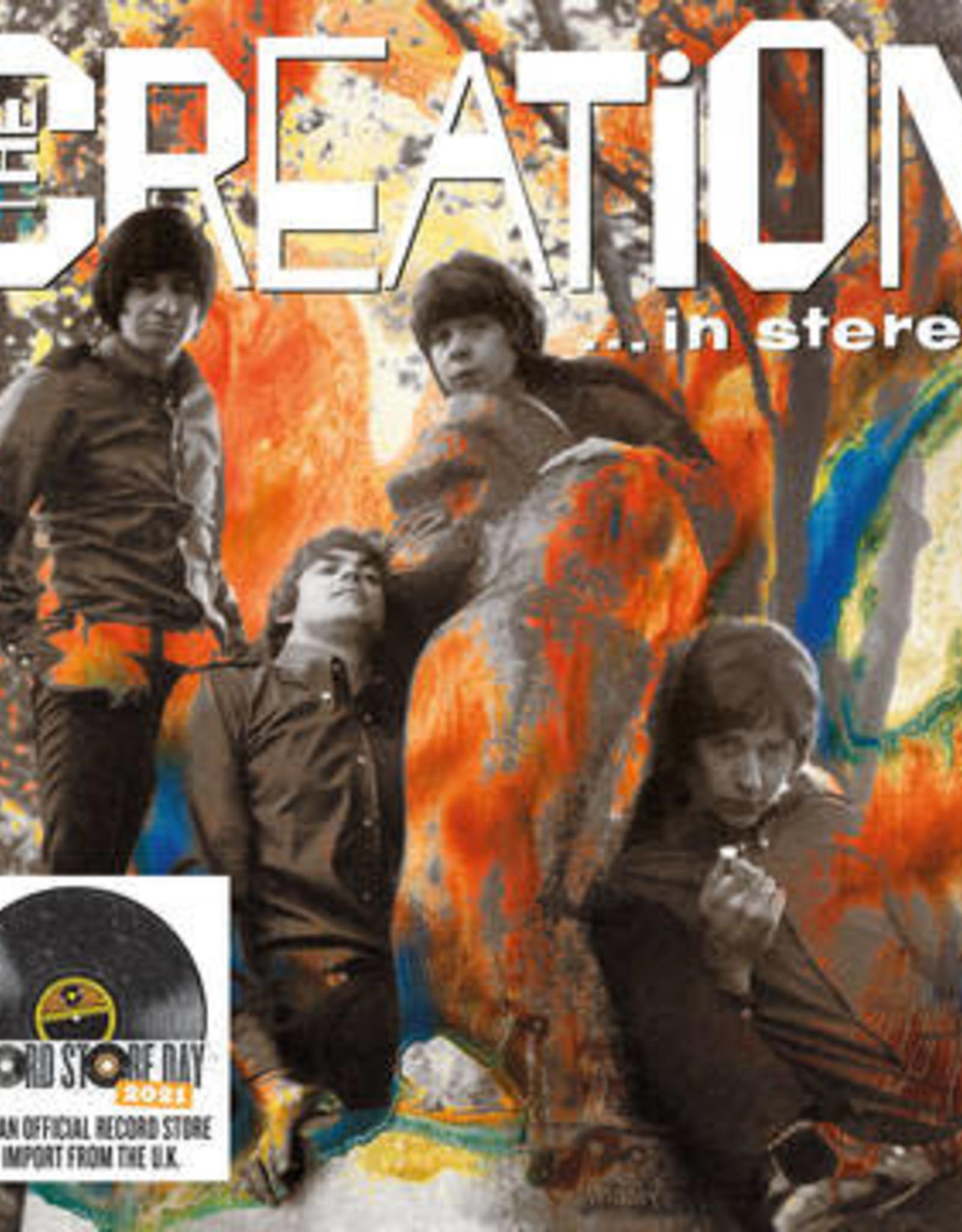 The Creation - In Stereo (180G/2Lp/Psychedelic Splatter Vinyl) (RSD 6/21)
