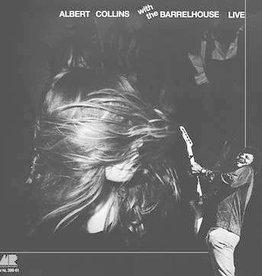 Albert Collins with the Barrelhouse - Live (Transparent Red/White/Black Vinyl/180G) (RSD 6/21)
