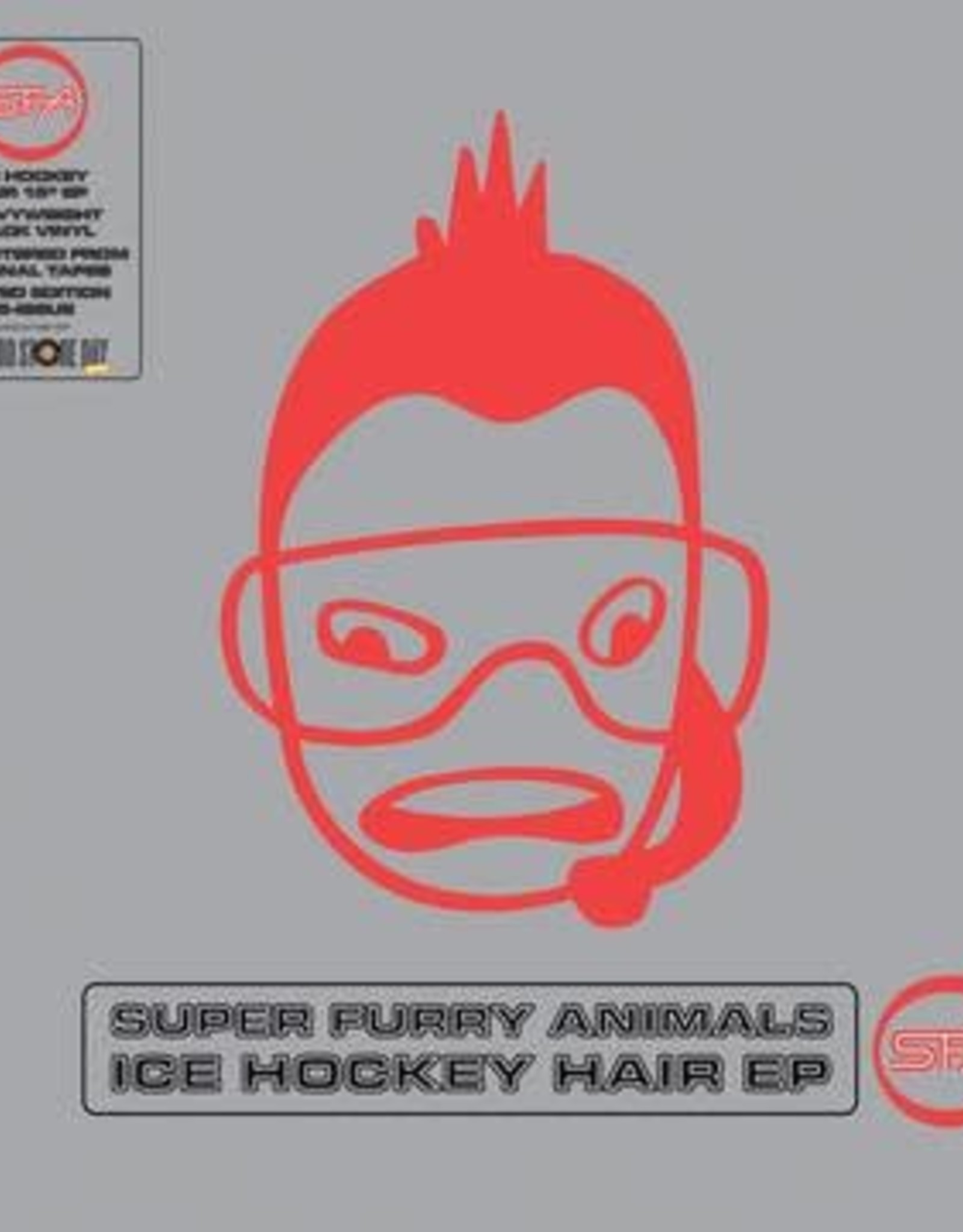 Super Furry Animals - Ice Hockey Hair Ep (180G) (RSD 6/21)
