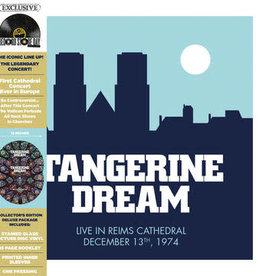 Tangerine Dream - Live at the Reims Cathedral (RSD 6/21)